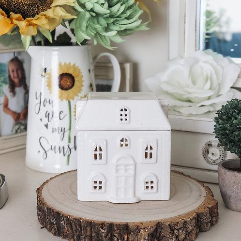 Ceramic Wax Melt Cosy House