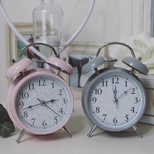 Metal Bell Alarm Clock