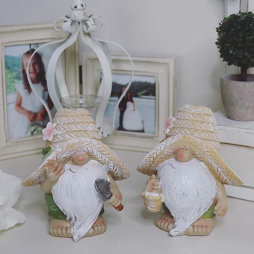 Adorable Hänsel & Gretel Gnome Gonk Ornament