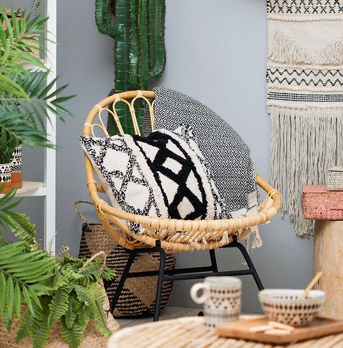 Scandi Boho cushion