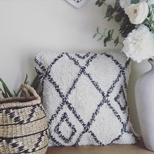 Diamond Boho Tufted  Cushion