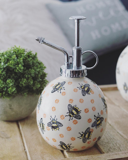 Busy Bee Ceramic Plant Mister
