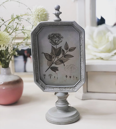 Old French Style Picture Frame on foot