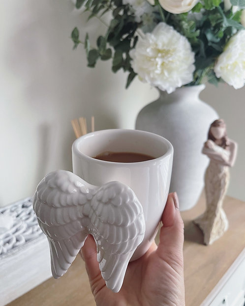 Angelic Ceramic Mug