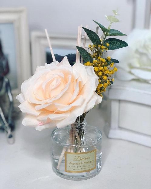 100ml Desire Floral Diffuser, Magnolia & Mulberry