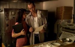 Actors Joseph Vassallo & Brooke Allison in _Giuseppe_