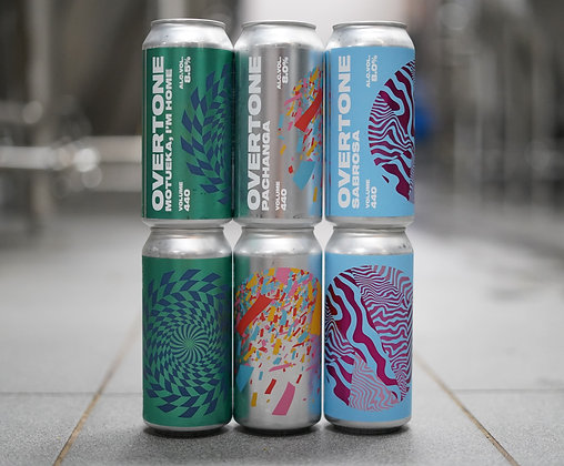 Double DIPA pack (6 cans)