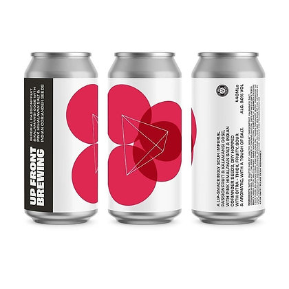 Up Front Brewing - Imperial Passionfruit and Kalamansi Gose