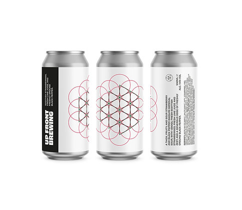 Up Front Brewing - Scottish Strawberries