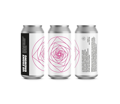 Up Front Brewing - Scottish Blackcurrants