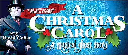 A Chistmas Carol at the North Shore Music Theatre
