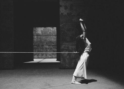 A dança de Julia Wähmann