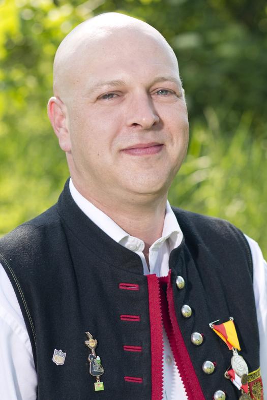 Markus Platzer, Obmann, Trompete