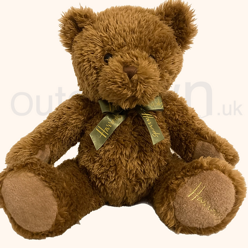 Harrods Toy Bear