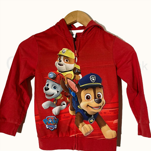 5-6 Years Paw Patrol Jumper - Comes with Teddy