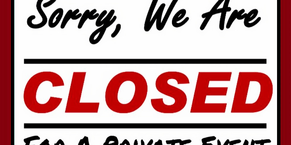 Brewery (Linwood) Closed for Private Event