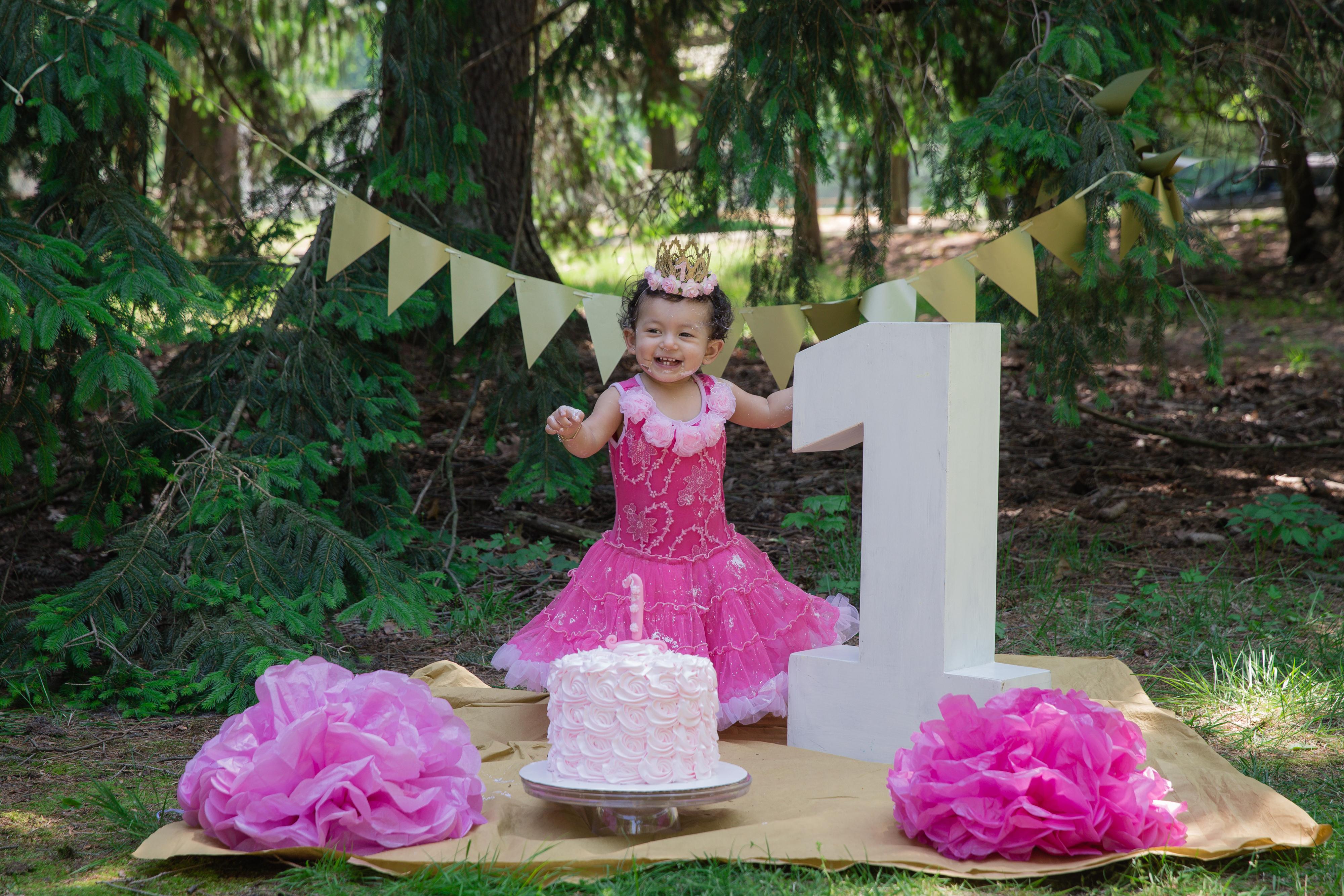 Cakesmash first Birthday