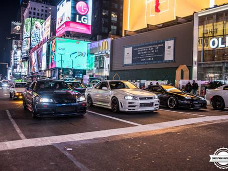 Prime NYC Street Icons
