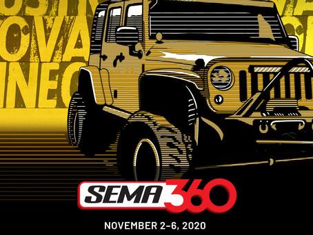 SEMA 360 day 1