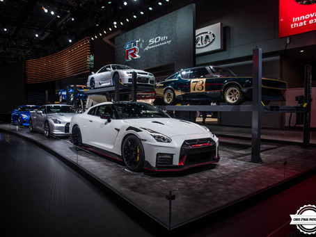 Nissan GT-R/370Z 50th Anniversary Editions at the NYIAS