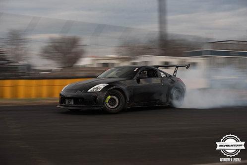 350Z Drift Print