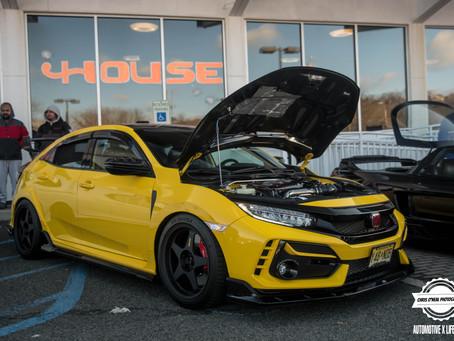 Cars and Coffee at VIP Honda