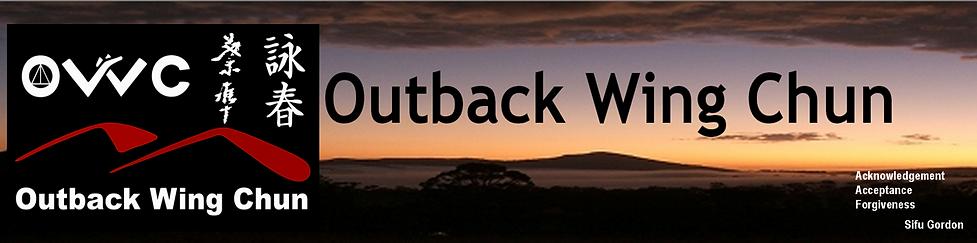 Outback Wing Chun
