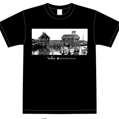 (T-shirt) 救命胴衣 ver.2019 デザイン1
