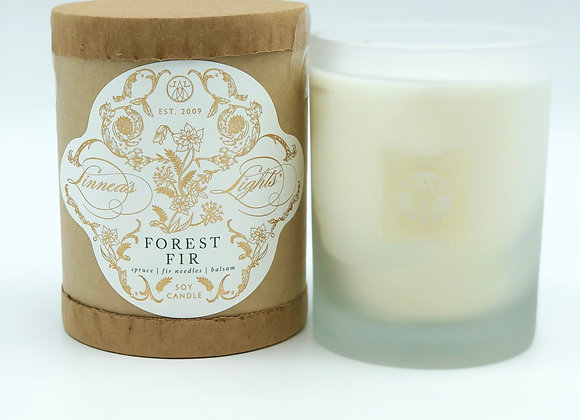 Forest Fir- Linnea's Lights  2-wick Candle