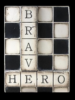 Brave Hero- WP03- Retired