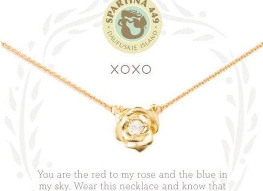 Sea La Vie Necklace- XOXO