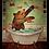 Thumbnail: Bathtub Bear Card
