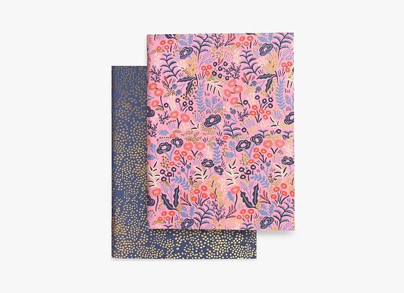 Tapestry Pocket Notebook Set