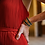 Thumbnail: Courtney Thin Feather Cuff
