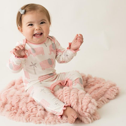 Pink Elephants Coverall