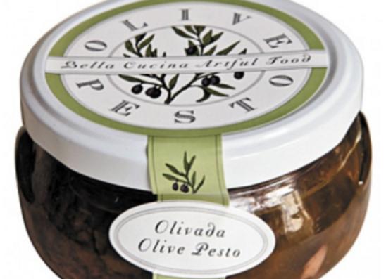 Olivada Olive Pesto