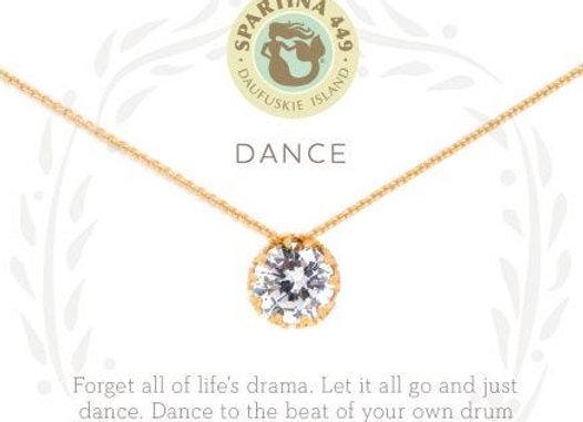 Sea La Vie Necklace- Dance