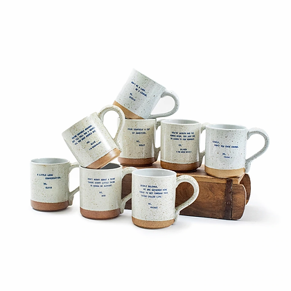 XO Ceramic Mugs