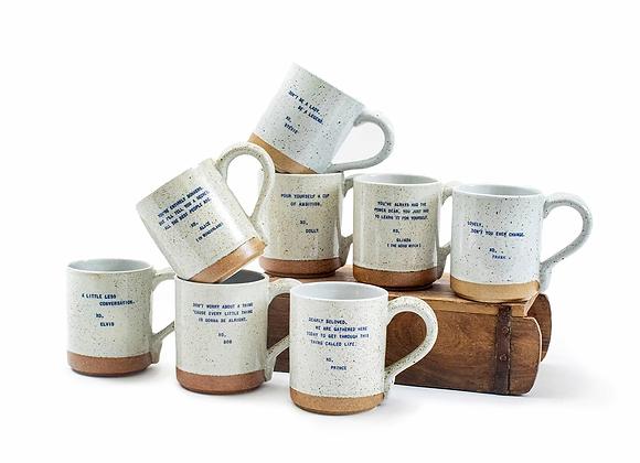 XO Ceramic Mugs