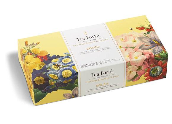 Soleil Tea Petite Presentation Box
