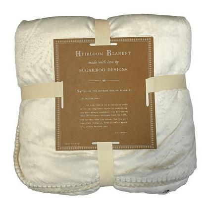 Adult Heirloom Blanket - Darling Dear