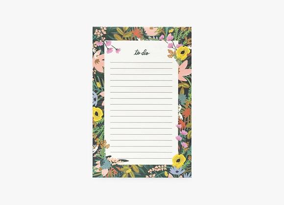 Havana Lined Notepad