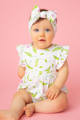 Sweet Peas Sunsuit