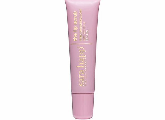 Pink Marshmallow Lip Scrub Tube