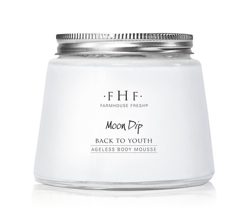 Moon Dip Back To Youth Ageless Body Mousse