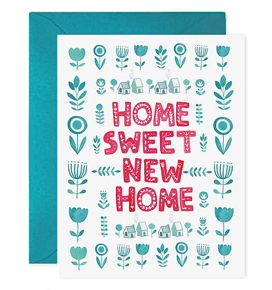 Sweet New Home Card