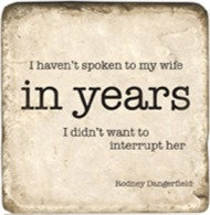 Single Marble Coaster- Funny Quotes- In Years
