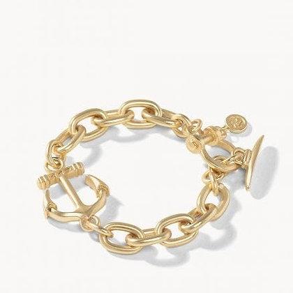Anchored Toggle Bracelet