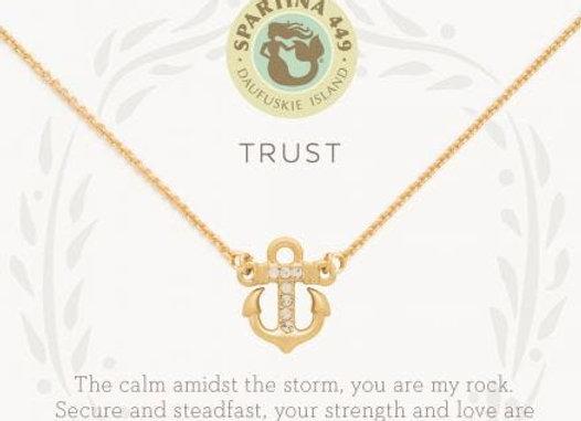 Sea La Vie Necklace-Trust