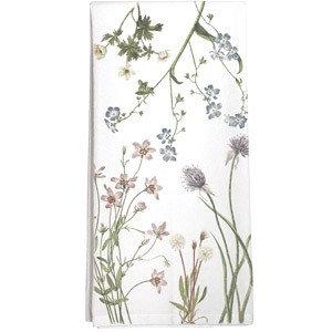 Wildflowers Single Flour Sack Towel